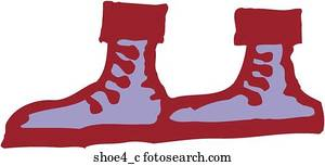 Shoes Clip Art Vectors Our Top 1000 Shoes Eps Images Fotosearch