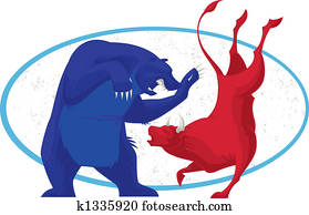 Bull and Bear - Stock Market