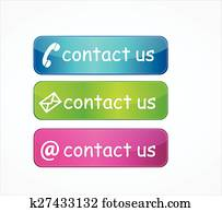 Contact Us Labels