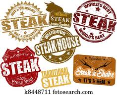Steak stamps