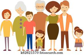 Nuclear Family Clipart Vectors Our Top 89 Nuclear Family Graphics