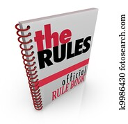 The Rules Book Official Rule Manual Directions