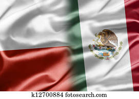 Poland and Mexico