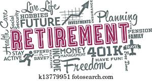 retirement clip art eps images 6 658 retirement clipart vector rh fotosearch com retirement clip art pictures retirement clip art beach