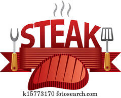 steak badge