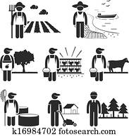 Agriculture Plantation Farming Job