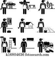 Handyman Skilled Jobs Occupations